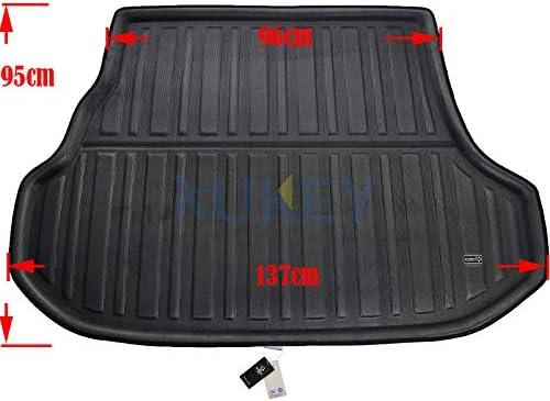 Rear Trunk Mat For Subaru Forester 2003-2008 Cargo Boot Liner Floor Tray Carpet