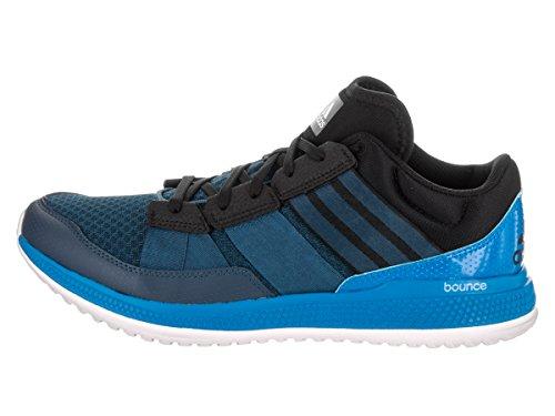 adidas Performance Herren ZG Bounce Cross-Trainer Schuh Mineralblau / Mineralblau / Schockblau
