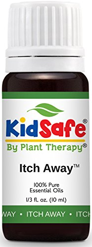 Plant Therapy KidSafe Itch Away Synergy Essential Oil 100% Pure, Undiluted, Therapeutic Grade