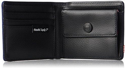 Coin Wallet Eclipse Plus Herschel Hank Hank Black Herschel Crosshatch nT6IwTq