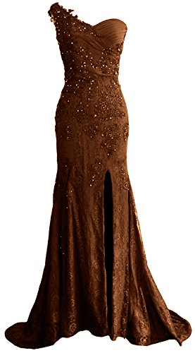 Brown Evening Gowns - 1