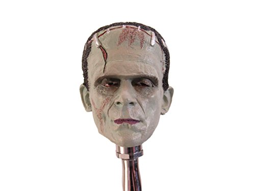 Shifter Rod Lever - Sci Fi Gothic Frankenstein Monster Head Shifter Shift Knob Rat Rod Lever