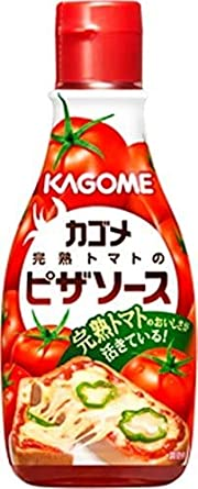 #RT Kagome Pizza Sauce 160g -An authentic pizza sauce utilizing the flavor of ripe tomatoes and oregano