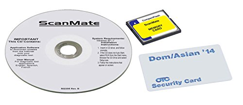 Update Kit Domestic (OTC Tools 3774-38 Nemisys Domestic/Asian Software with Memory Card Bundle Kit (2014))
