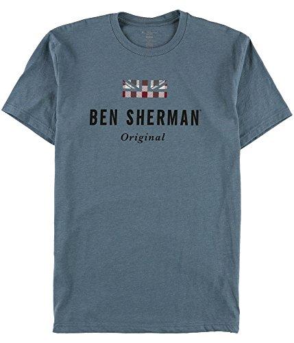 Ben Sherman Men's Original Tee Indigo Medium