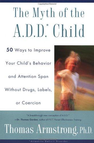 Myth D D Child Behavior Coercion product image