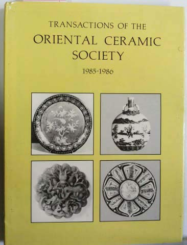 (Transactions of The Oriental Ceramic Society 1987-1988: A New Look at 'Wine Carriers' Among Tang Dynasty Figurines)
