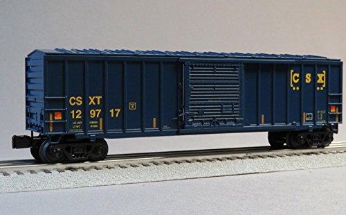 Rail King MTH CSX 50' MODERN BOX CAR o gauge ()