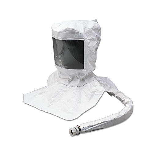 Allegro Industries 9911-20 Replacement Maintenance Free Tyvek Hood Assembly with Suspension (Low and High Pressure), Standard
