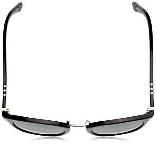 Adulto Persol Unisex Greenpolarized Negro Gafas de Black Sol v7qxrRIw7