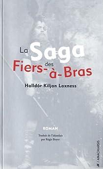 La Saga des Fiers-à-bras par Laxness
