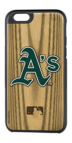 MLB Oakland A's Rugged Series Phone Case for iPhone 6/6S, 5.75 x 2.75
