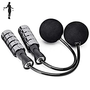 Well-Being-Matters 41JwpExoR0L._SS300_ APLUGTEK Jump Rope, Training Ropeless Skipping Rope for Fitness, Cordless Jumpping Rope for Indoor and Outdoor…