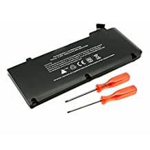 """Powerhut 10.95v 63.5Wh Laptop A1322 Li-polymer Battery for Apple A1278 Macbook Pro 13"""" Unibody (Mid 2009 Mid 2010 Early 2011 Late 2011 Mid 2012 Version) MB990LL/a MB991LL/a fits:661-5557 661-5229"""