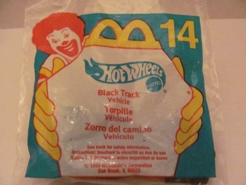[Mattel HOT WHEELS - McDONALD'S Happy Meal TOY CAR -