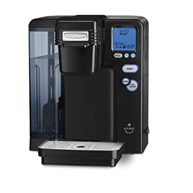 Cuisinart SS-700BK Single Serve Brewing System, Black - Powered by Keurig