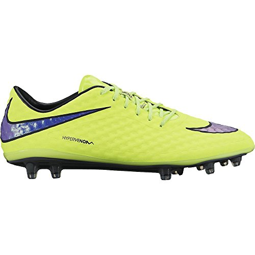 separation shoes 7ddff 7da6c nike hyervenom phantom FG mens football boots 599843 Soccer cleats (uk 10  us 11 eu 45, volt persian violet hot lava black 758) - Buy Online in Oman.    Misc.