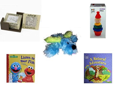 Children's Gift Bundle - Ages 0-2 [5 Piece] Includes: Gla...