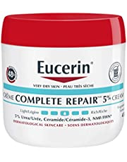 EUCERIN Complete Repair Moisturizing Cream or Dry to Extremely Dry, Rough and Tight Skin, 454g jar
