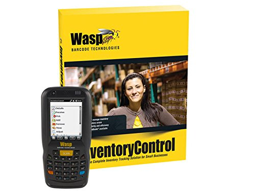 Wasp 633808929435 Inventory Control Standard with Dt60, One User ()