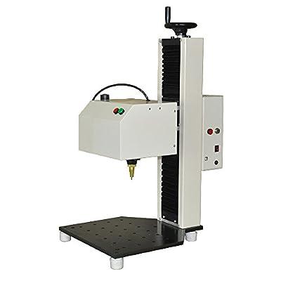 HeatSign Industry Dot Peen Marker For Metal Part,Nameplate Engraving Machine