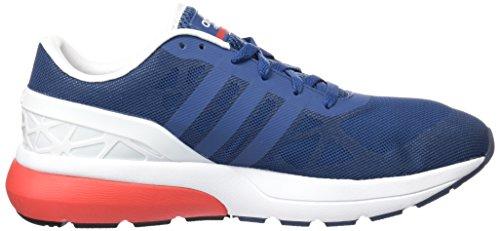 Multicolor Baskets Multicolore Homme adidas Cloudfoam Aq1314 Basses Bleu Flow EqAv8wF
