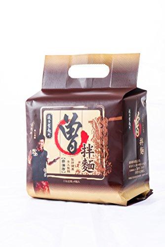 Tseng Noodles Scallion With Sichuan Pepper Flavor, 16.4 Ounce