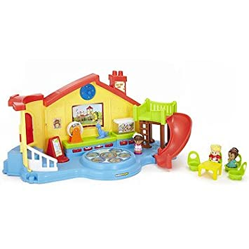 Fisher-Price - Juguete preescolar Little People Musical (Mattel CLR-559) : Amazon.es: Juguetes y juegos