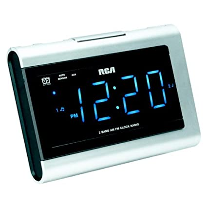 amazon com rp5435 dual wake am fm clock radio home audio theater rh amazon com 32 RCA TV Remote RCA Records