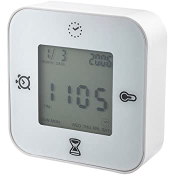 Amazon.com: Ikea Klockis Clock/thermometer/alarm/timer