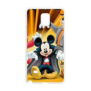 LINGH Mickey Mouse Phone Case for samsung galaxy note4 Case