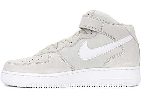 Nike white Men's Bone Air 1 Mid Force '07 Light White rxrCqSOwFA