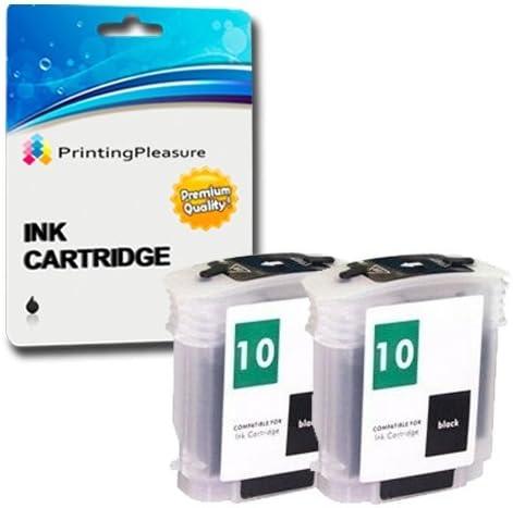 Printing Pleasure 5 Compatibles HP 10/82 XL Cartuchos de Tinta Reemplazo para HP DesignJet 500 500m 500+ 500ps 500ps+ 800 800ps 815mfp 820mfp cc800ps: Amazon.es: Electrónica