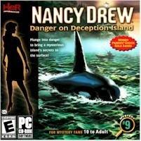 Nancy Drew Danger On Deception Island - NANCY DREW - DANGER ON DECEPTION ISLAND