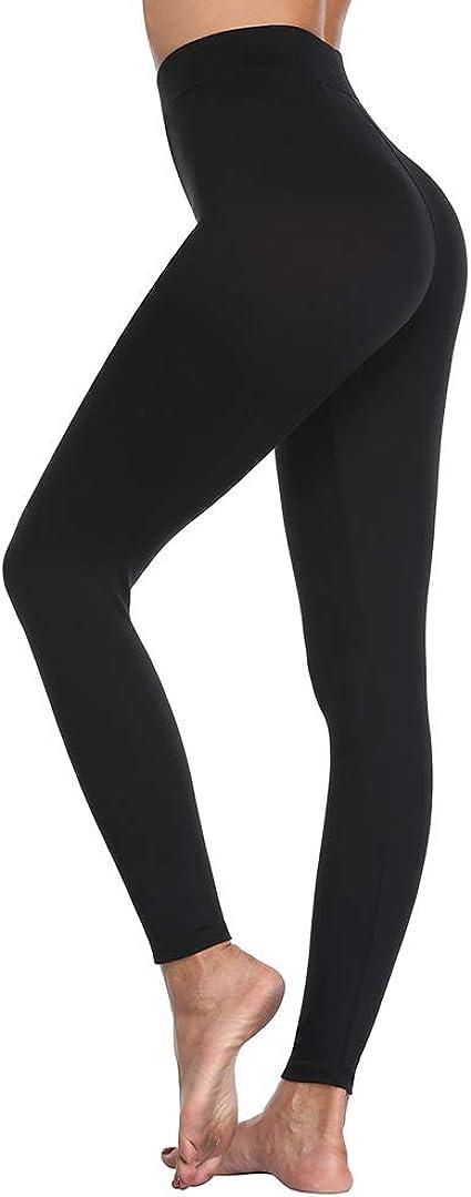 SIMIYA Leggings de cintura alta, para mujer, con bolsillos, pantalones de yoga, ajustados