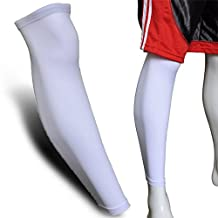Sport Football Basketball Cycling Strech Leg Knee Long Sleeve