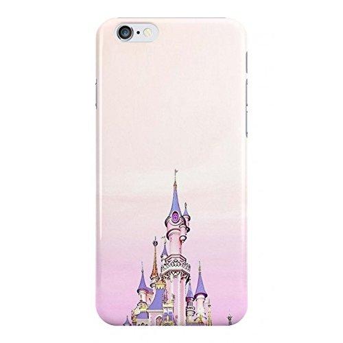 Disneyland Castle Phone Case - Disney Style - Hard Plastic, Snap-On Case - Fun Cases - iPod 5th Generation