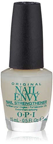 OPI Nail Envy Nail Strengthener, Original, 0.5 fl. oz. - Nail Treatment Strengthener