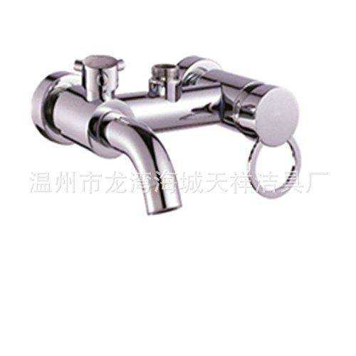 Jduskfl Wasserhahn Duscharmatur F6Copper Dusche Drei Schalter Dusche Kupfer Dusche Wasserhahn Dusche Dusche Set