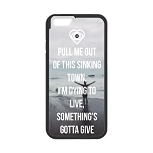 the Case Shop- Customized All Time Low Band TPU Rubber Case Cover Skin for iPhone 6 4.7 Inch , i6xq-710