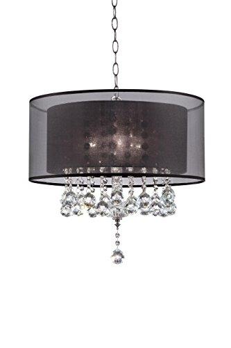 OK Lighting OK-5150H 19.00 inch H Effleurer Ceiling Lamp