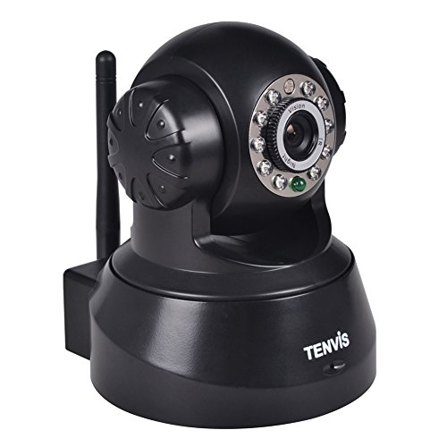 TENVIS JPT3815W Wireless Internet Surveillance product image
