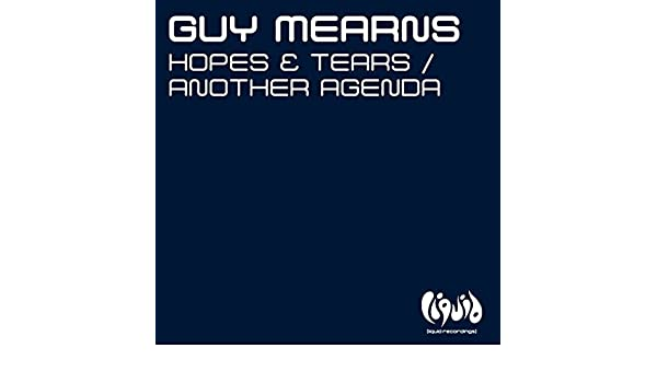 Hopes & Tears / Another Agenda by Guy Mearns on Amazon Music ...