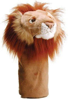 ProActive Zoo 460cc Lion Headcover, Outdoor Stuffs
