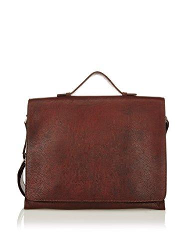 Jost 2813-003 - Bolsa de mensajero para hombre, color marrón, talla Única