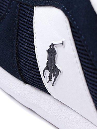 Zapatillas Polo Ralph Lauren Cordell - Color - AZUL MARINO, Talla - 45
