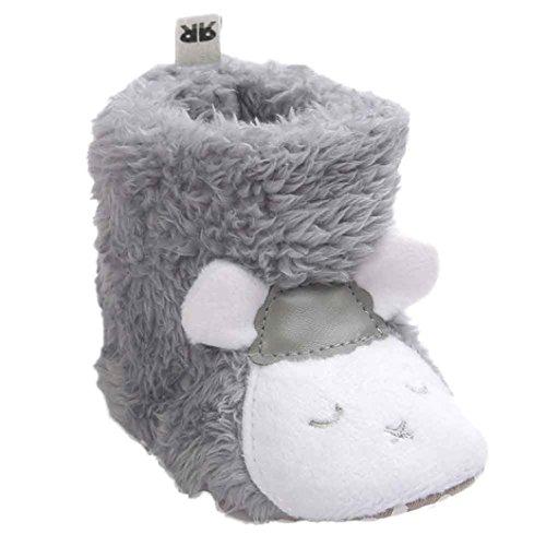 Saingace® Krabbelschuhe boots,Lovely Baby weiche Sohle Snow Boots Soft-Krippe Schuhe Kleinkind Stiefel