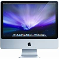 Apple iMac MB417LL/A 20-Inch Desktop (2.66GHz Intel Core 2 Duo, 2 GB RAM, 320GB Serial ATA, Mac OS X)