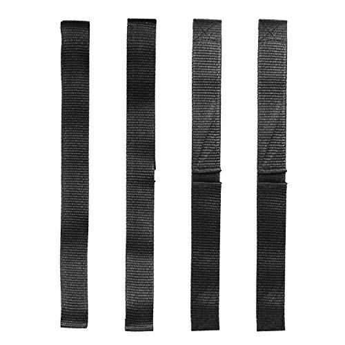 EverCross Hoverboard Seat Attachment Straps, Hoverboard Attachments Flexible Straps, Compatible with Most Size Hoverboard Electric Self Balancing Scooter