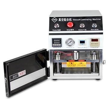MU TBK OCA vacío máquina laminadora Refurbish Máquina reparación de la pantalla LCD para el iPhone Samsung HTC Sony etc Herramientas de alta calidad: ...